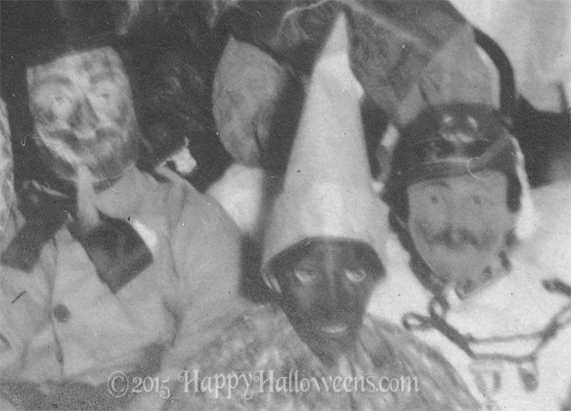 Ghostly Group 1940s
