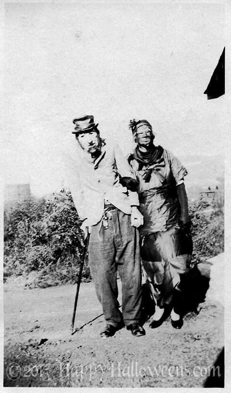 Hobo And WTF 1940s