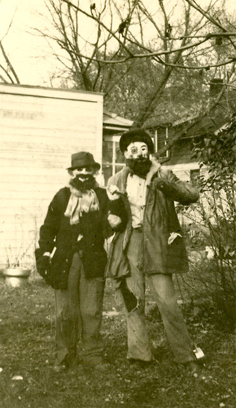 Scary Hobos 1940s