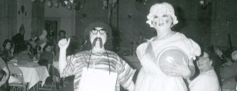 1962 Costume Party