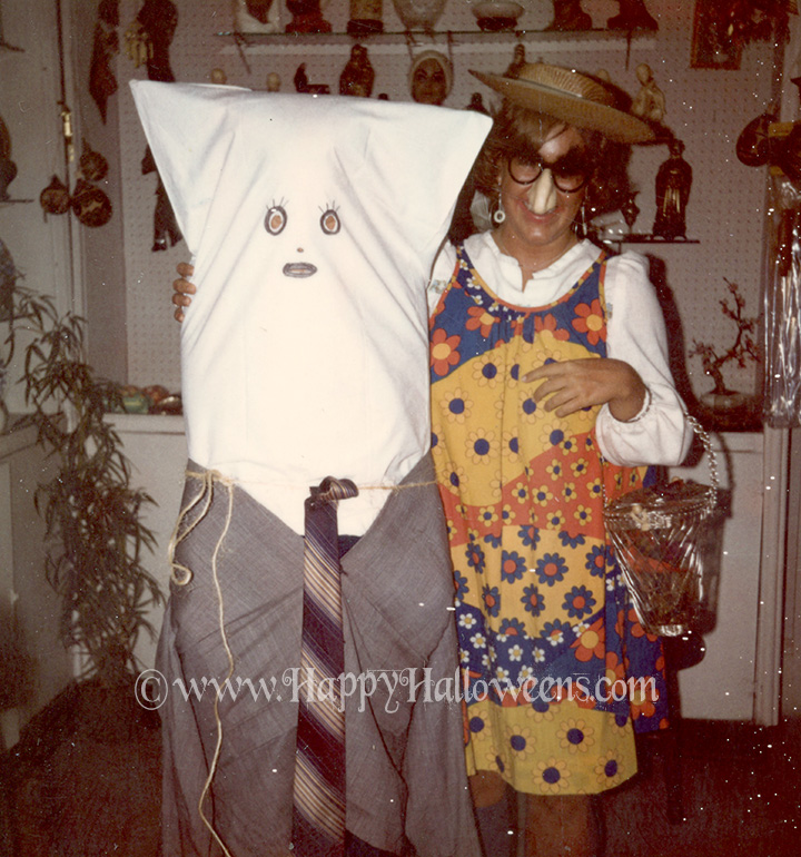 Ghost Head and Mam