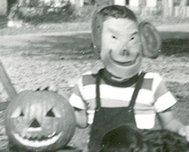 Kids Pumpkin Set - 1940s