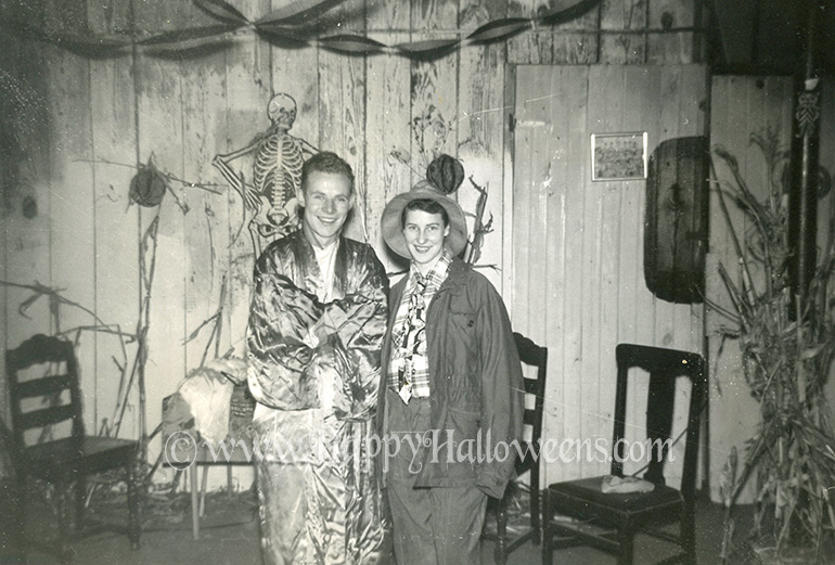 1952 Basement Party