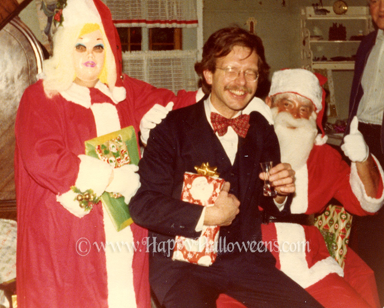 Mr and Mrs Claus In The House 1978 - 79