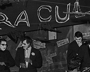 Dracula Party 1960s