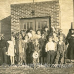 Group photo from Fredenberg, Minnesota - 1936
