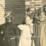 Detail one from group photo from Fredenberg, Minnesota - 1936