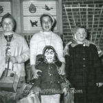 Happy faces and Halloween decorations from 1959