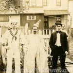 Sailor, clown and dapper dude - 1910s