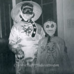 Tweety And Zorro masked girl, dated 1959